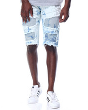 Buyers Picks - Cloud - Wash Moto - Style Denim Shorts