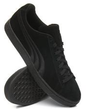 Men - Suede Classic Badge Sneaker