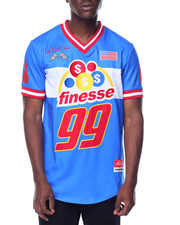 Shirts - Finesse 99 S/S Jersey