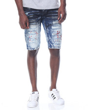 Buyers Picks - Wave - Wash Denim Shorts