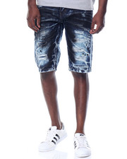 Buyers Picks - Black - Wash Denim Shorts