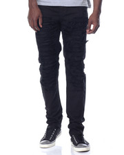 Pants - Heavy Rip & Repairs Slim Jean