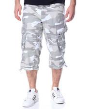 Men - Long Cargo Shorts