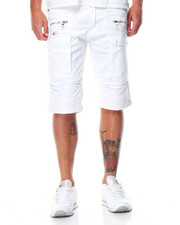 Men - Cargo - Pocket Moto Twill Shorts
