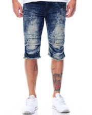 Men - Premium Wash Denim Shorts