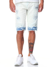 Men - Arctic Rip - Off Denim Shorts