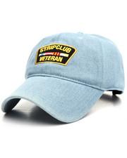 Men - Strip Club Veteran Denim Dad Cap