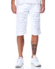 Men - Rip & Repair Slim Shorts