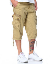 Men - Cargo Long Shorts
