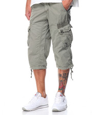The Camper - Long Cargo Shorts