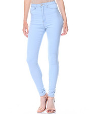 Women - Hi Waist Stretch Denim Jeans
