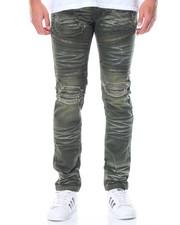 Buyers Picks - Rip - And - Repair Moto Denim Jeans