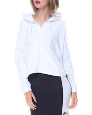 Women - HEART T7 TRACK JACKET