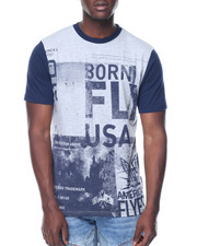 Born Fly - Industry Tee