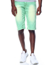 Men - Pastel 5 - Pocket Stretch Denim Shorts