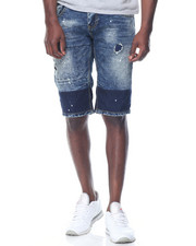 Men - Premium Stretch Denim Shorts