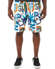 Men - Gali Leaf Micro Swim Trunks