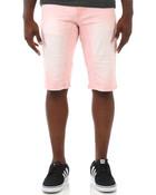 Pastel 5 Pocket Stretch Denim Shorts