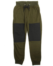 Boys - Long French Terry Moto Jogger (8-20)