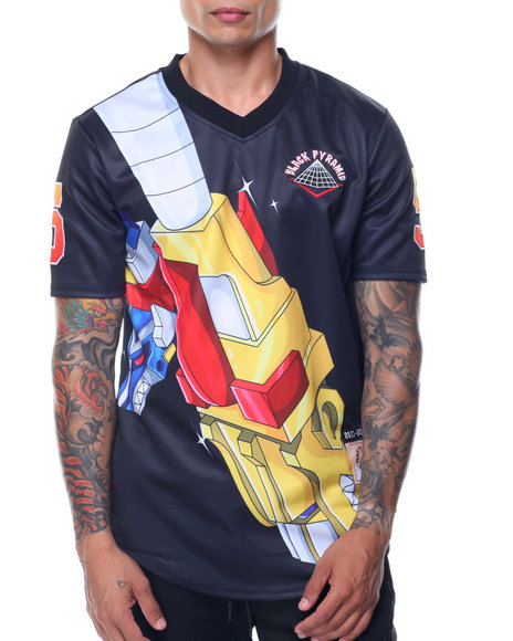 Buy Battle Bot S/S Jersey Men's Shirts from Black Pyramid ...