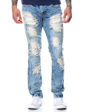 Men - Rip & Repair Denim Jeans
