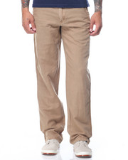 Basic Essentials - Saint Lucia Drawstring Linen Pants