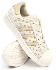 Adidas - SUPERSTAR FASHION J SNEAKERS (3.5-7)