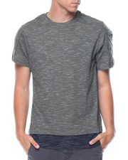 Men - S/S Extended Tail Tee