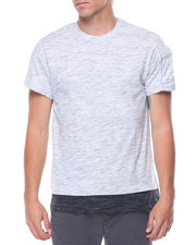 Akademiks - S/S Extended Tail Tee