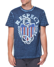 Shirts - S/S Respect Graphic Tee
