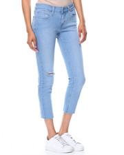 Women - 535 Cropped Super Skinny Denim Jeans
