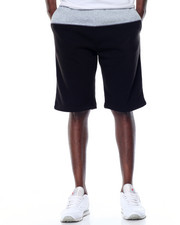 Akademiks - Colorblock Knit Short