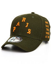 Hats - Paris Don't Raise Your Voice Dad Hat