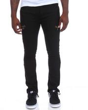 Buyers Picks - Zip Moto Twill Jeans