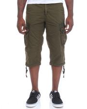 Shorts - Long Cargo Shorts