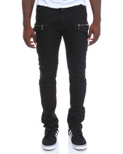 Jeans & Pants - Cargo Twill Jeans