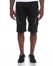 Buyers Picks - Zip Trim Twill Shorts