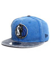 NBA, MLB, NFL Gear - 9Fifty Rugged Canvas Dallas Mavericks Snapback