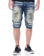 Buyers Picks - Moto Denim Shorts