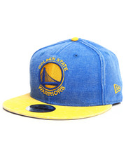 NBA, MLB, NFL Gear - 9Fifty Rugged Canvas Golden State Warriors Snapback