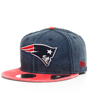 NBA, MLB, NFL Gear - 9Fifty Rugged Canvas New England Patriots Snapback