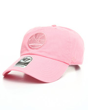 Dad Hats - Golden State Warriors Rose Clean Up 47 Strapback