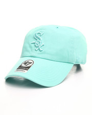 Dad Hats - Chicago White Sox Tiffany Blue Clean Up 47 Strapback