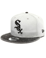 NBA, MLB, NFL Gear - 9Fifty Rugged Canvas Chicago White Sox Snapback
