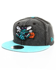 NBA, MLB, NFL Gear - 9Fifty Rugged Canvas Charlotte Hornets Snapback