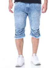 Men - Crunch Bottom Denim Short