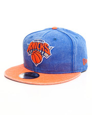 NBA, MLB, NFL Gear - 9Fifty Rugged Canvas New York Knicks Snapback