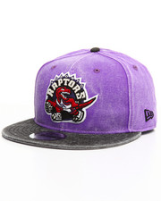 NBA, MLB, NFL Gear - 9Fifty Rugged Canvas Toronto Raptors Snapback