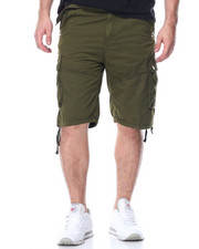 Buyers Picks - Garment Dyed Fancy Cargo Pocket Shorts