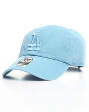 Dad Hats - Los Angeles Dodgers Columbia Clean Up 47 Strapback